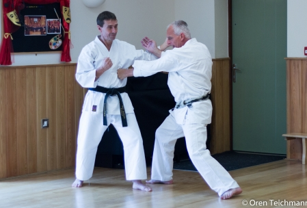Sensei Gary Swift